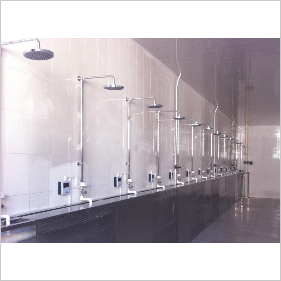 IC卡淋浴系统解决方案